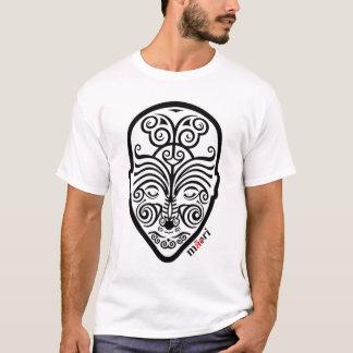 OPUS Black Maori Face Tattoo T-Shirt
