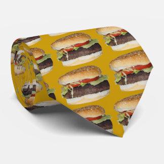 OPUS CHANGEABLE Hamburger on Mustard Tie