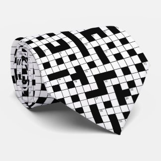 OPUS Crossword Puzzle Tie