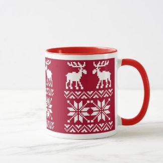 OPUS Merry Moose Mug