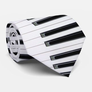 OPUS Piano Keyboard Tie