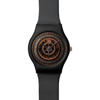 Opus Posh Steampunk Gears of Time Watch