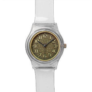 Opus Posh Steampunk Web of Time Watch