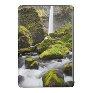 OR, Columbia River Gorge, Elowah Falls and iPad Mini Cover