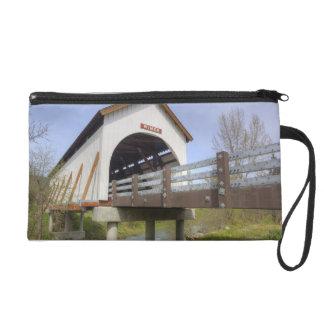 OR, Jackson County, Wimer Covered Bridge Wristlet