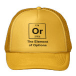 Or, The Element of Options