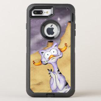 ORAGON ALIEN CARTOON Apple iPhone 7+ DS