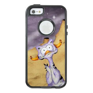 ORAGON ALIEN CARTOON Apple iPhone SE/5/5  CS OtterBox iPhone 5/5s/SE Case