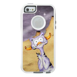 ORAGON ALIEN CARTOON Apple iPhone SE/5/5  CS W OtterBox iPhone 5/5s/SE Case