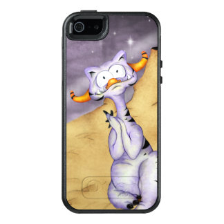 ORAGON ALIEN CARTOON Apple iPhone SE/5/5  SS OtterBox iPhone 5/5s/SE Case