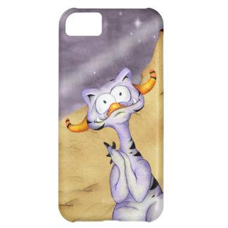 ORAGON ALIEN CARTOON  iPhone 5C  BARELY THERE iPhone 5C Case