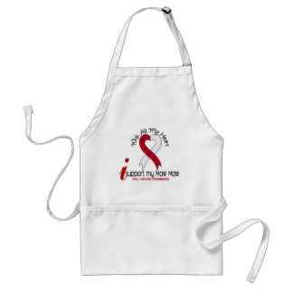 ORAL CANCER I Support My Maw Maw Standard Apron