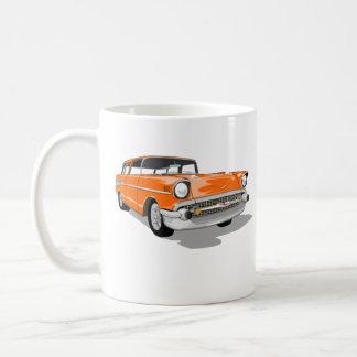 Orange '57 Nomad Coffee Mug
