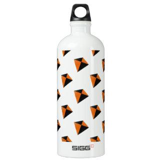 Orange and Black Diamond Kites SIGG Traveller 1.0L Water Bottle