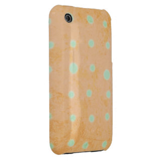 Orange and Green iPhone 3 Case-Mate Cases