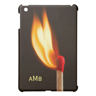 Orange and Yellow Fire Flame iPad Mini Case