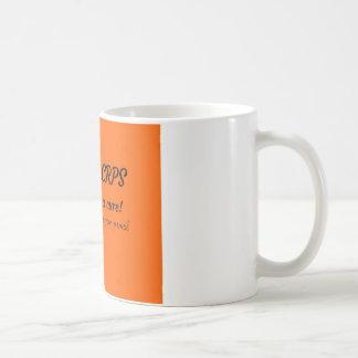 Orange awareness mug