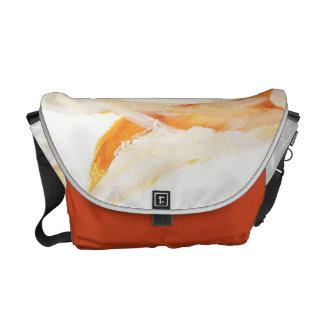 Orange - bag commuter bags