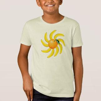 Orange Bananas Shirt