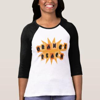 Orange Beach Burst Shirt