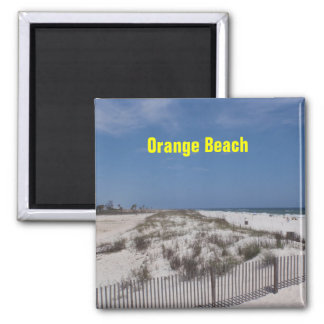 Orange Beach magnet