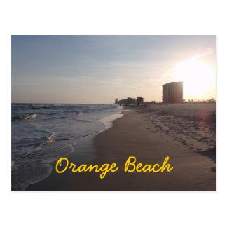 Orange Beach postcard