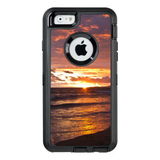 Orange Beach Sunset after the Storm OtterBox Defen OtterBox iPhone 6/6s Case