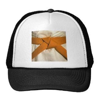 Orange Belt Hat