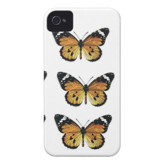 orange bf group iPhone 4 Case-Mate case