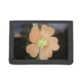 Orange Bloom Wallet