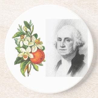 orange blossom GW Drink Coasters