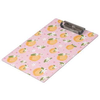 Orange Blossom Special Clipboards