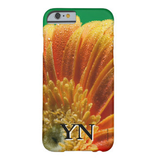 Orange Blossom with colorful petals Barely There iPhone 6 Case