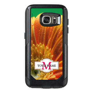 Orange Blossom with colorful petals OtterBox Samsung Galaxy S7 Case