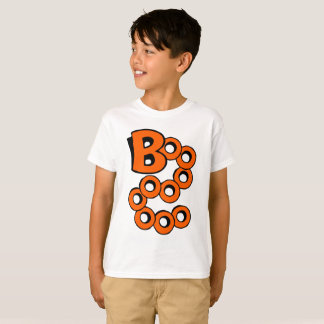 Orange Boo T-Shirt