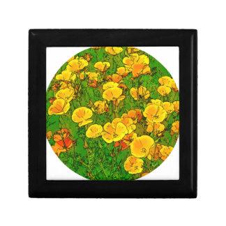 Orange California Poppies 2.2_rd Gift Box