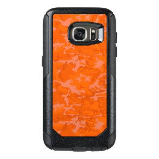 Orange Camo OtterBox Samsung Galaxy S7 Case