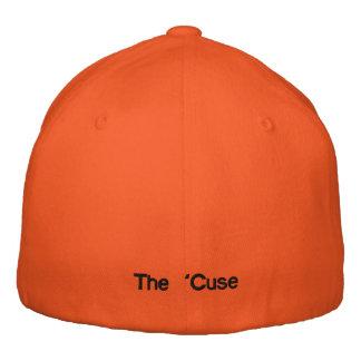 Orange Cap BOTO Embroidered Cap