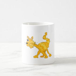 Orange Cat Mugs
