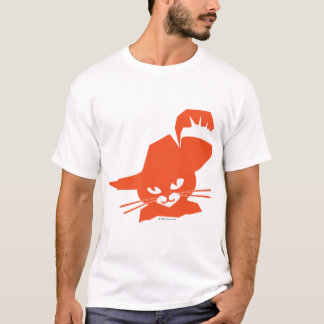 Orange Cat T-Shirt