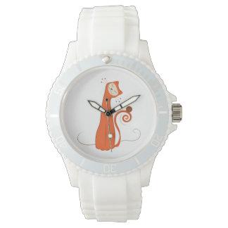 Orange Cat Watch
