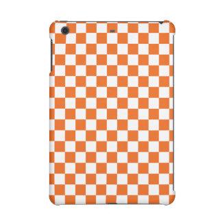 Orange Checkerboard