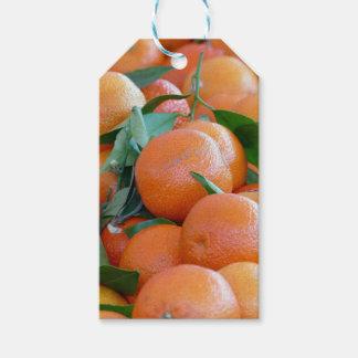 Orange citrus, tangerine
