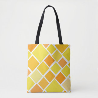 Orange City Block Bag