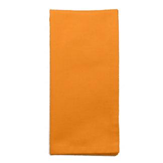 Orange Cloth Napkins