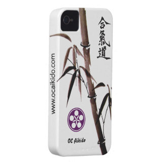 Orange County Aikido I phone 4 iPhone 4 Cover