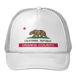 Orange County california Trucker Hat