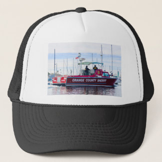 Orange County Sheriff Trucker Hat