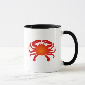 Orange Crab Mug