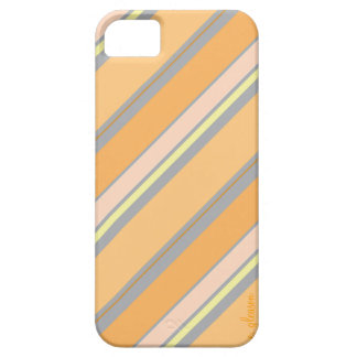 Orange Cream Barely There iPhone 5 Case